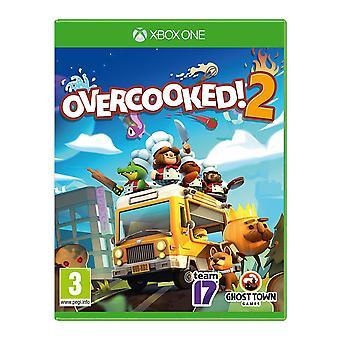 Trop cuit! 2 jeu Xbox One