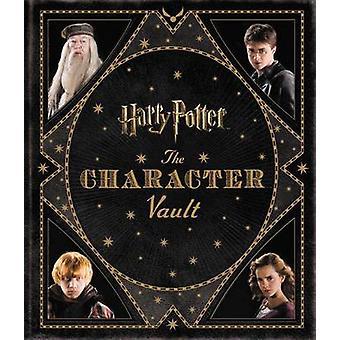 Harry Potter - The Character Vault by Jody Revenson - 9780062407443 Bo