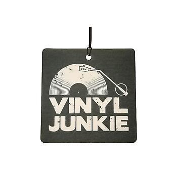 Vinyl Junkie Car Air Freshener