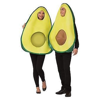 Avocado Couple Adult Costumes
