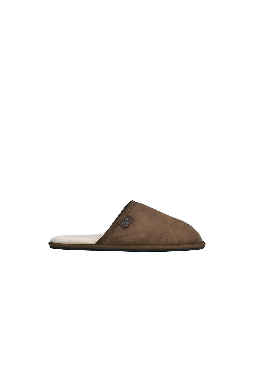 Boss Footwear & Accessories Home Mens Slipper Medium Brown