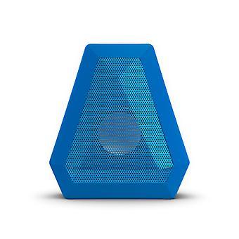 Boombot ミニ ポータブル Bluetooth スピーカー - パシフィック ブルー