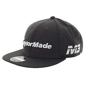 TaylorMade Mens TM M3 TP5 New Era Moisture Wicking Tour 9Fifty Snapback Cap