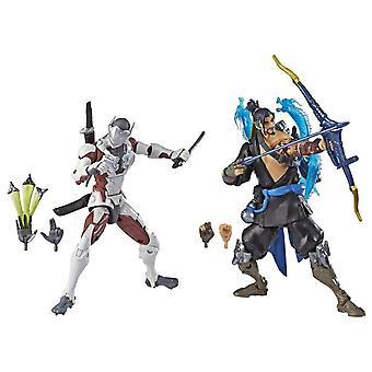 Overwatch Ultimates, Hanzo and Genji