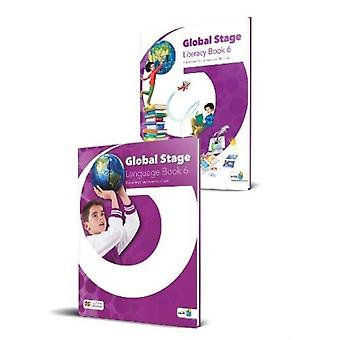 Global Stage Level 6 Literacy Book and Language Book with Na by Viv Lambert