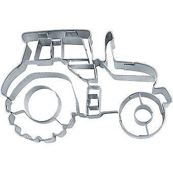 Traktor partiet bokstaver cookie form cookie cookie klistremerke Farm trecker barnas bursdag