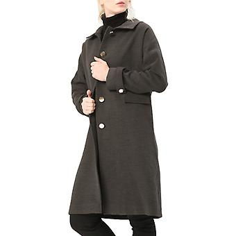 Manteau femme Fontana 2.0, gris griogio