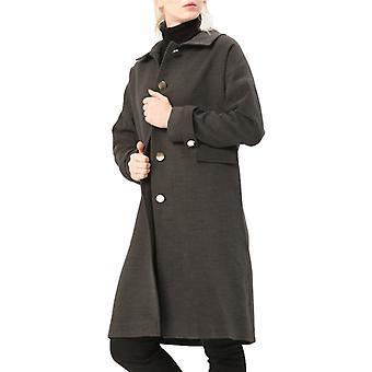 Fontana 2.0 women coat, griogio grey