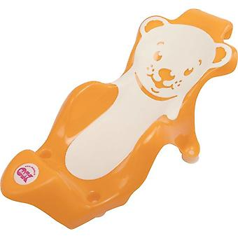 Orange Bath Chair Buddy Ok Baby