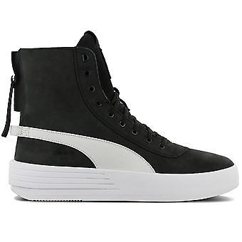 Puma XO Parallel 365039-05 Men's Shoes Black Sneakers Sports Shoes