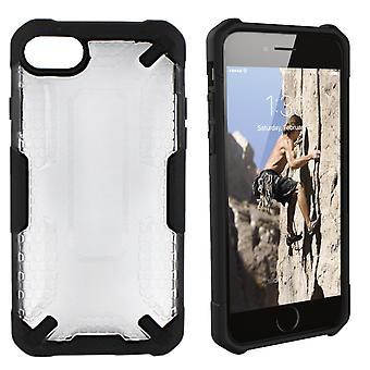 iPhone 8 Plus och 7 Plus och 6 Plus Transparent Case - Shield