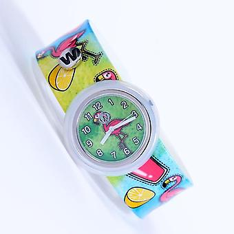 #422 - pink lemonade - watchitude slap watch