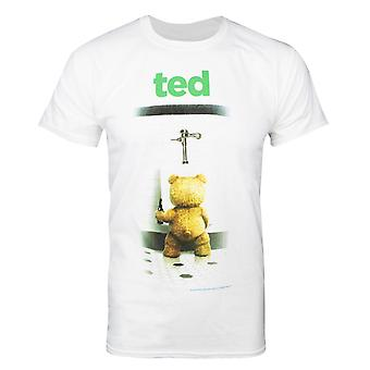 Ted Bathroom Men's T-Shirt
