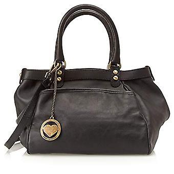 Bolsas de piezas Cbc34020tar Negro Bolso de hombro de mujer 15x25x30 cm (Ancho x Alto x L)