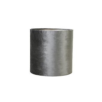 Léger et vivant Cylinder Shade 25x25x25cm Zinc Graphite
