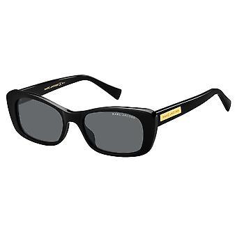 Marc Jacobs Marc 422/S 807/IR Black/Grey Sunglasses