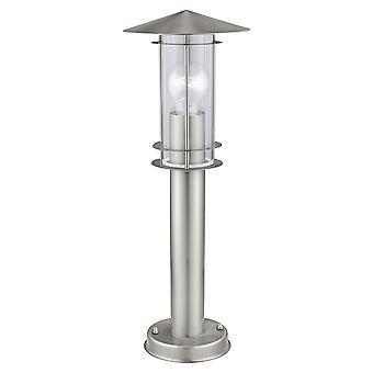Eglo Monreale 1 lys utendørs lampe stolpe svart IP44