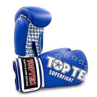 Top 10 super luta luvas de boxe azul