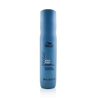 Wella Invigo Aqua Pure Purifying Shampoo - 300ml/10.1oz