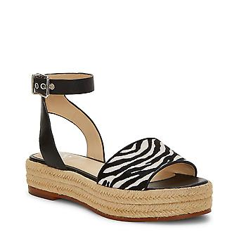 Vince Camuto Womens AC-Kathalia Tissu Open Toe Casual Ankle Strap Sandals