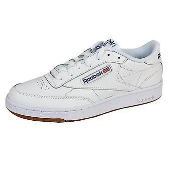 Reebok men's club c 85 white trainers