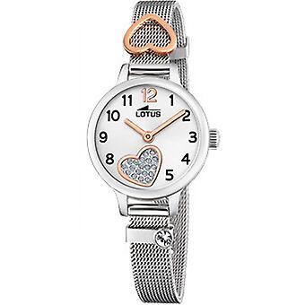 Uhr Lotus JUNIOR 18659-1 - Quarz Mailänder Armband C?ihr Mädchen