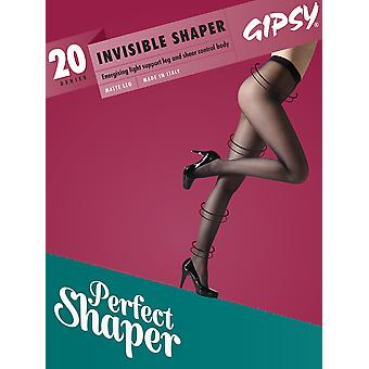 Gipsy 20 Denier Invisible Shaper Top Tights