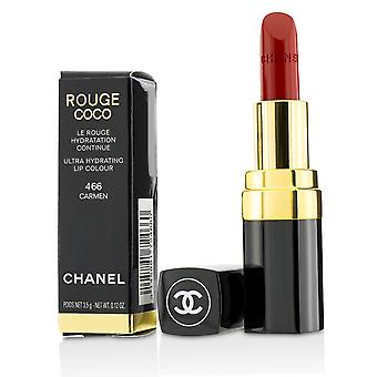 Rouge coco ultra hydrating lip colour   # 466 carmen 3.5g/0.12oz