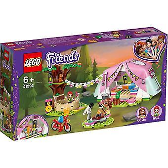 LEGO 41392 Amigos Naturaleza Glamping Camping Set
