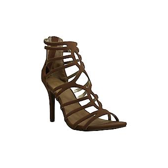 Material Girl Womens Pixie Open Toe Special Occasion Strappy Sandals