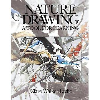 Nature Drawing by Leslie