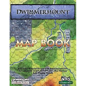 Dwimmermount Map Book by Conley & Robert S