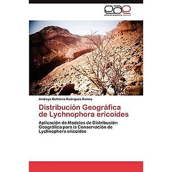 Distribucion Geografica de Lychnophora Ericoides by Rodrigues Ramos Andreya Bethania