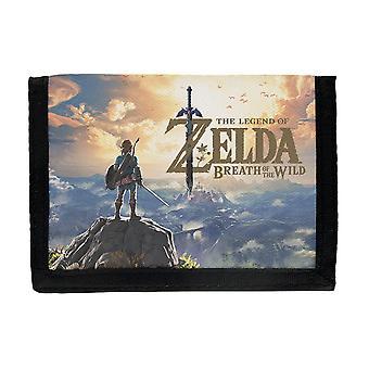 Zelda Breath of the Wild Wallet