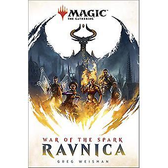 Magic - The Gathering - Ravnica - Krigen av Gnisten av Greg Weisman - 97