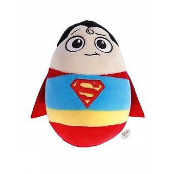 Superman Dc Super Heroes Egg Plush Toy