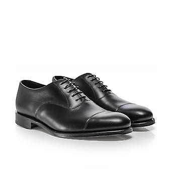 Loake Leather Wadham Oxford Zapatos