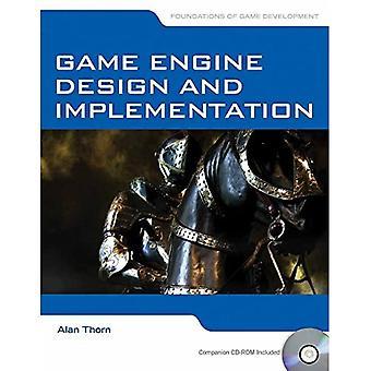 Spilmotor Design & implementering