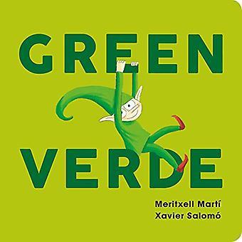 Green-Verde by Xavier Salomo - 9781423651482 Book