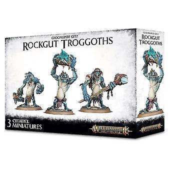 Gloomspite Gitz Rockgut Troggoths, Warhammer 40,000, Games Workshop