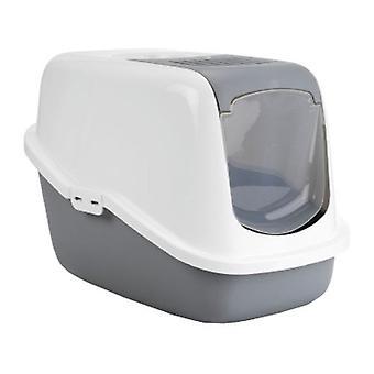 Savic Nestor Katze Toilette Haus