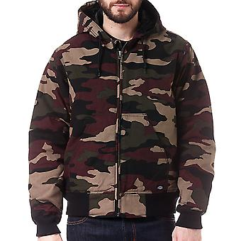 Fermeture éclair Bennett Dickies veste Camouflage