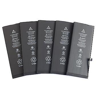 5 pack de baterías de reemplazo 1810mAh para Apple iPhone 6 - 616-0805-5 Qty