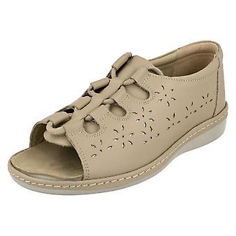 Ladies Padders Lace Up Sandals Shoreline