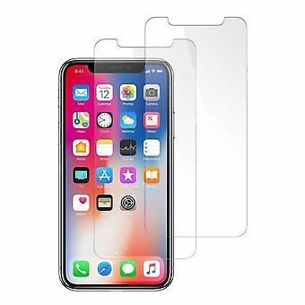 SCF Breakproof screen protector 2 pack for iPhone X, XS