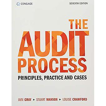The Audit Process by Iain Gray - 9781473760189 Book