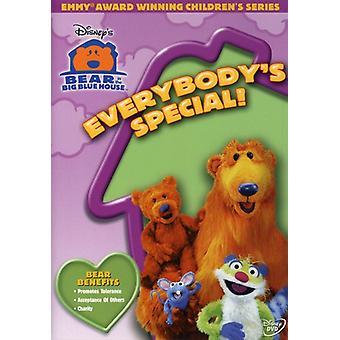 Tänk på det stora blå huset - Everybodys Special [DVD] USA import