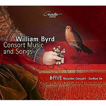 Byrd / Im - Consort Music & Songs [CD] USA import