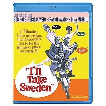 I'Ll Take Sweden [Blu-ray] USA import
