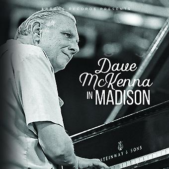 Dave McKenna - Dave McKenna in Madison [CD] USA import